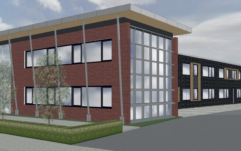 Nieuwe Opdracht Kantoor Van Rhijn Bouw