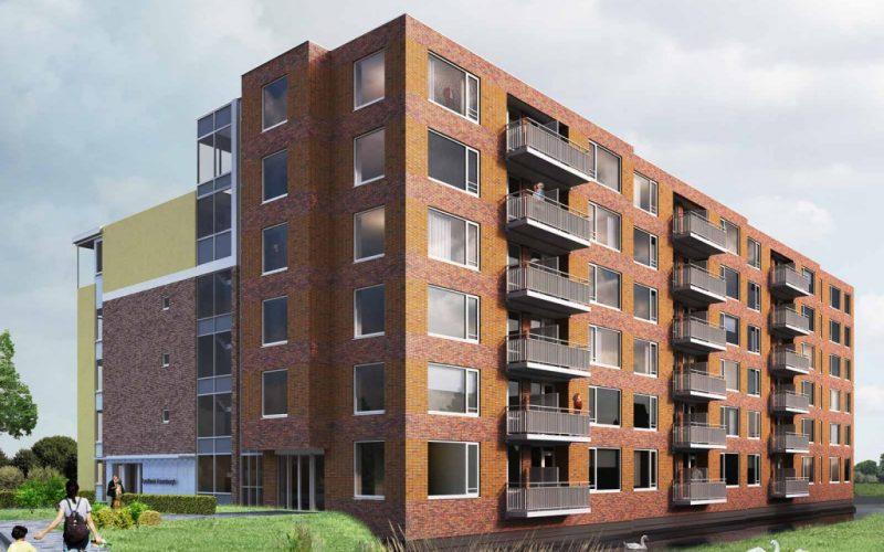 Oplevering 40 Zorg Appartementen Buena Vista